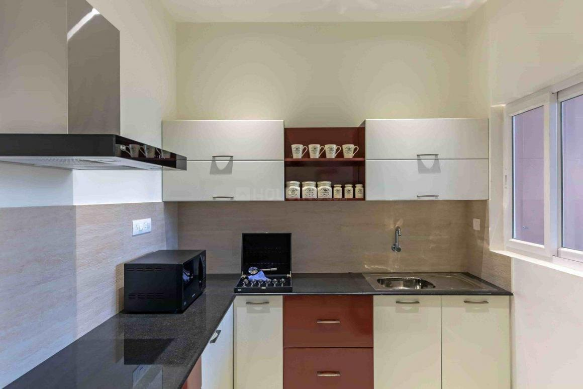 Kitchen Image of 1027 Sq.ft 2 BHK Apartment for buy in Karappakam for 6700000
