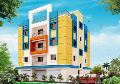 Gallery Cover Image of 800 Sq.ft 2 BHK Independent Floor for buy in New Barrakpur for 1800000