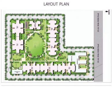 Gallery Cover Image of 750 Sq.ft 2 BHK Apartment for buy in Maxheights Dream Homes, Kundli for 2300000