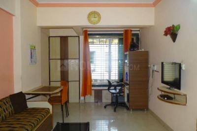 Gallery Cover Image of 715 Sq.ft 1 BHK Apartment for buy in Divine Heights, Mulund East for 11500000