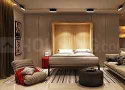 Bedroom Image of 709 Sq.ft 1 BHK Apartment for buy in Bhondsi for 3500000