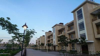 Gallery Cover Image of 1103 Sq.ft 3 BHK Independent Floor for rent in Sector 77 for 14000