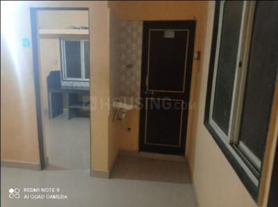 Balcony Image of 500 Sq.ft 1 RK Independent Floor for rent in Mundhwa for 5000