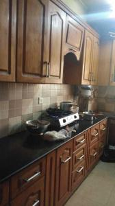 Kitchen Image of Sweet Home Paying Guest in Ahinsa Khand