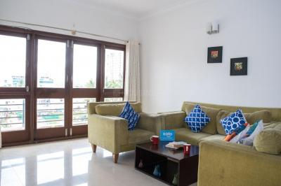 Living Room Image of Zolo Crescent PG in Thanisandra