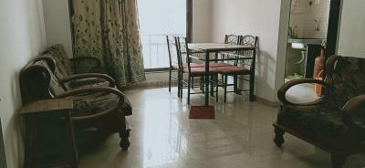 Gallery Cover Image of 900 Sq.ft 1 BHK Apartment for rent in Kharghar for 16000