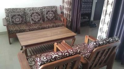 Gallery Cover Image of 1500 Sq.ft 3 BHK Apartment for rent in Kharar for 16000