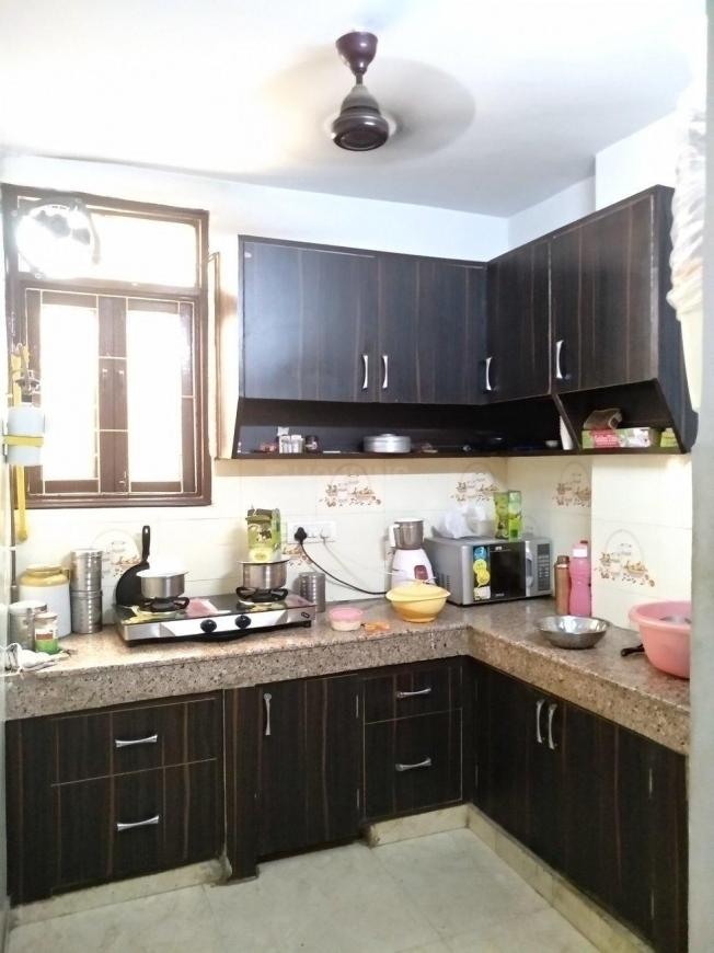 Kitchen Image of PG 3885142 Khanpur in Khanpur
