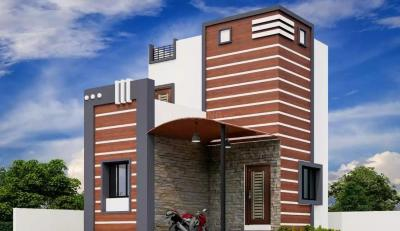 Gallery Cover Image of 596 Sq.ft 1 BHK Villa for buy in Lonikand for 1400000