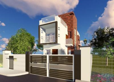 Gallery Cover Image of 850 Sq.ft 3 BHK Villa for buy in Barasat for 2500000