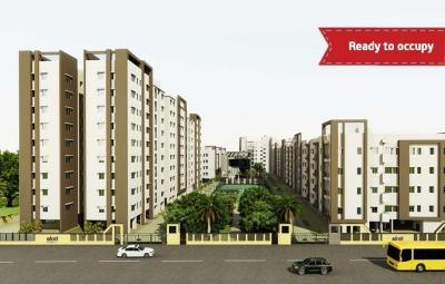 Gallery Cover Image of 609 Sq.ft 1 BHK Apartment for buy in Semmancheri for 3359000