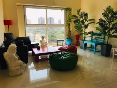 Gallery Cover Image of 1500 Sq.ft 3 BHK Apartment for rent in SD The Lumiere, Andheri West for 75000