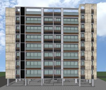 Gallery Cover Image of 3807 Sq.ft 4 BHK Apartment for buy in Swara The Orb, Navrangpura for 26649000