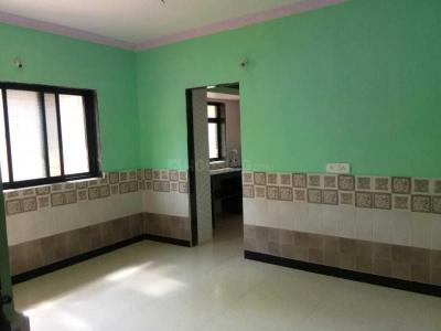 Gallery Cover Image of 450 Sq.ft 1 RK Apartment for rent in Airoli for 11000