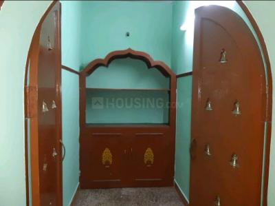 Gallery Cover Image of 1000 Sq.ft 1 BHK Independent House for rent in Kovilambakkam for 9500
