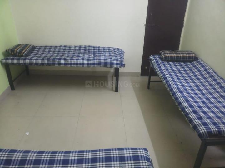 Bedroom Image of Swamiraj Hostel in Tathawade