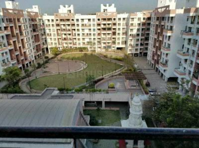 Balcony Image of Kunal Icon Society in Pimple Saudagar