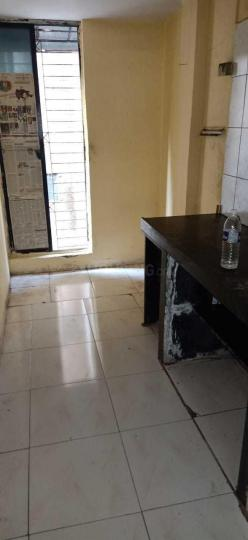 Kitchen Image of 400 Sq.ft 1 BHK Apartment for rent in Kopar Khairane for 12000