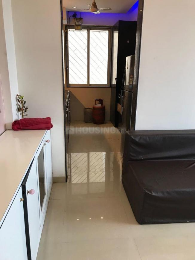 Living Room Image of 650 Sq.ft 1 BHK Apartment for buy in Andheri East for 11000000