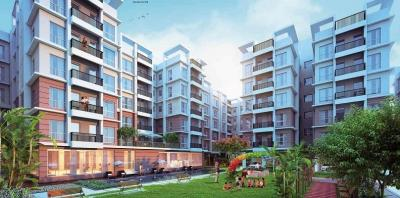 Gallery Cover Image of 772 Sq.ft 2 BHK Apartment for buy in Bagaria Pravesh, Ariadaha for 2663400
