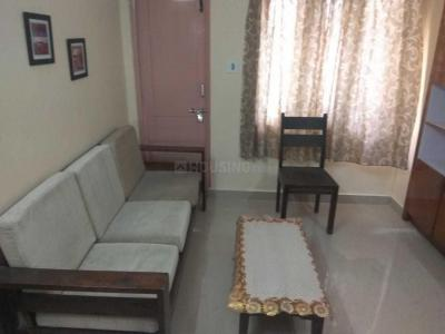 Gallery Cover Image of 650 Sq.ft 2 BHK Apartment for rent in J. P. Nagar for 17000