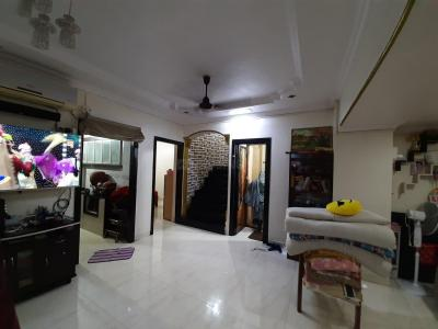 Gallery Cover Image of 1260 Sq.ft 2 BHK Apartment for rent in Ramchandra Niwas Co-op Hsg Society, Kopar Khairane for 35000