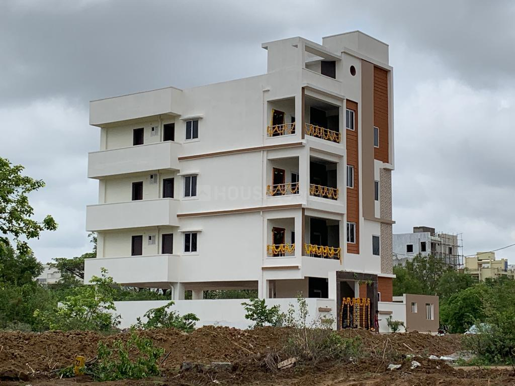 Building Image of 1500 Sq.ft 3 BHK Independent Floor for rent in Nizampet for 19000