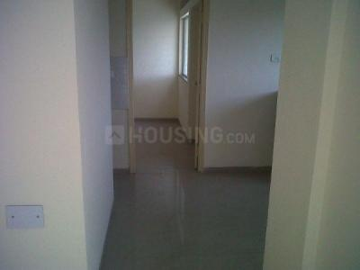 Gallery Cover Image of 650 Sq.ft 1 BHK Apartment for rent in Bhandari Greenfield Phase II, Hadapsar for 12000