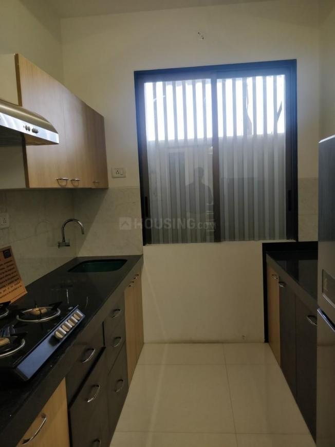 Kitchen Image of 1400 Sq.ft 2 BHK Independent House for rent in Belapur CBD for 25000