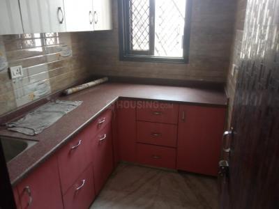 Kitchen Image of Sky Accomodation in Patel Nagar