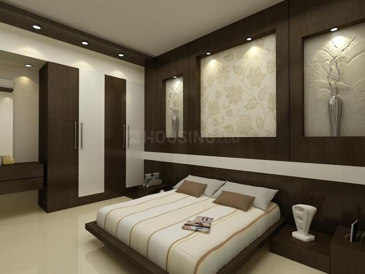 Bedroom Image of 1047 Sq.ft 2 BHK Apartment for buy in VTP Solitaire Phase 1 A B, Pashan for 8130559