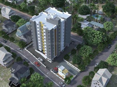 Gallery Cover Image of 650 Sq.ft 1 BHK Apartment for buy in Kiran Sanskriti, Sus for 3600000
