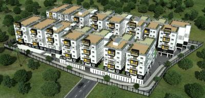 Gallery Cover Image of 1735 Sq.ft 3 BHK Apartment for buy in Anand Somu Pristine, Anjanapura Township for 9369000