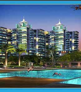 Gallery Cover Image of 1400 Sq.ft 3 BHK Apartment for rent in Sector 93 for 16000