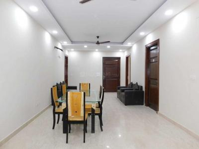 Living Room Image of Hitech Residency in Sector 23