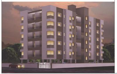 Gallery Cover Image of 608 Sq.ft 1 BHK Apartment for buy in Shreedatta Apartments, Bhukum for 2735000