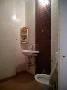 Bathroom Image of Kavya PG in Malviya Nagar