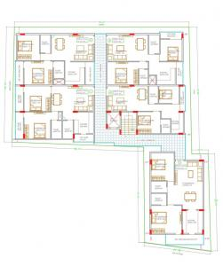 Gallery Cover Image of 1000 Sq.ft 2 BHK Apartment for buy in Yemalur for 4500000