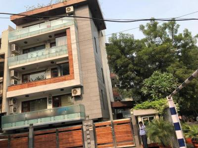 Gallery Cover Image of 3500 Sq.ft 4 BHK Independent House for rent in Saket for 150000