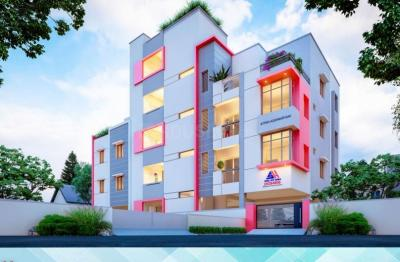 Gallery Cover Image of 1384 Sq.ft 3 BHK Apartment for buy in Medavakkam for 8304000