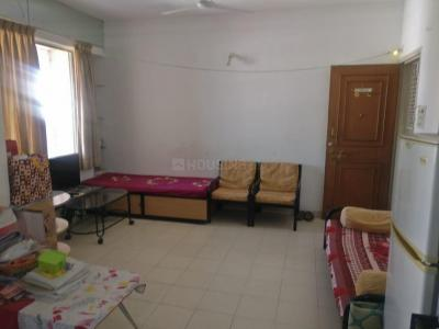 Gallery Cover Image of 600 Sq.ft 1 BHK Apartment for rent in Gangadham Phase 2, Gultekdi for 17000
