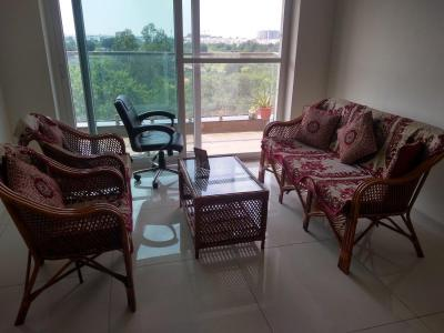 Gallery Cover Image of 1725 Sq.ft 3 BHK Apartment for rent in Nallagandla for 30000