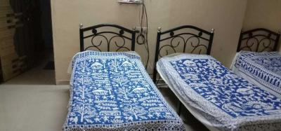 Bedroom Image of Shree Krishna PG in Kopar Khairane