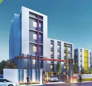 Gallery Cover Image of 750 Sq.ft 2 BHK Apartment for buy in Aspira Joy, Panihati for 2250000