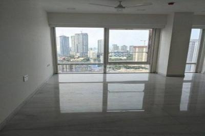 Gallery Cover Image of 3163 Sq.ft 4 BHK Apartment for rent in Indiabulls Blu Tower B, Worli for 500000