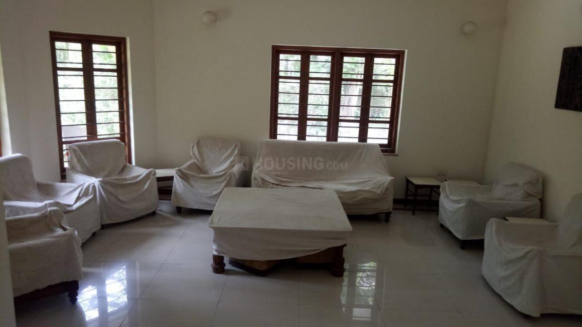 Living Room Image of 8000 Sq.ft 4 BHK Villa for rent in Shilaj for 50000