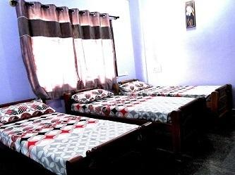 Bedroom Image of Gangothri PG in Koramangala