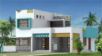 Gallery Cover Image of 850 Sq.ft 2 BHK Independent House for buy in Agaramthen for 4200000