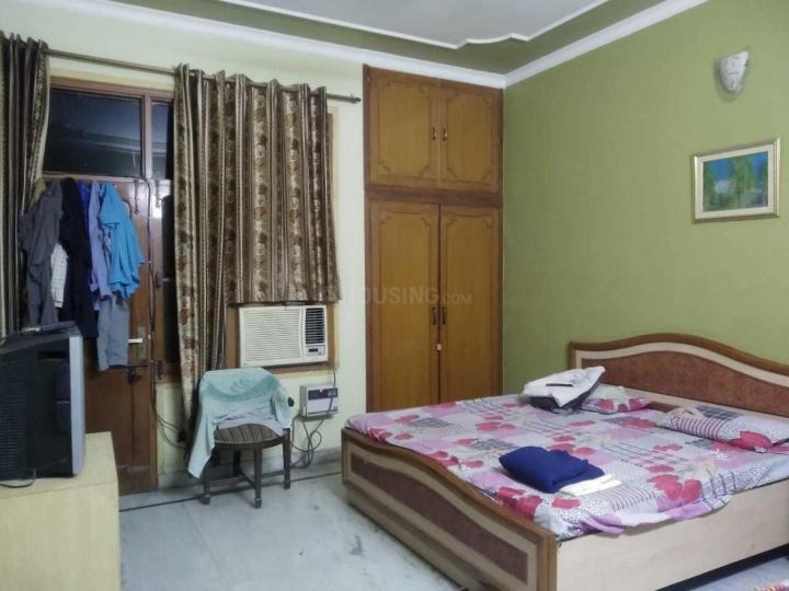 बेस्ट पीजी इन सेक्टर 39 के बेडरूम की तस्वीर