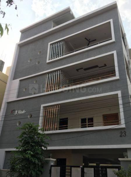 Building Image of 500 Sq.ft 1 BHK Independent Floor for rent in Sainikpuri for 10000